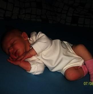 Dnešní foto miminka